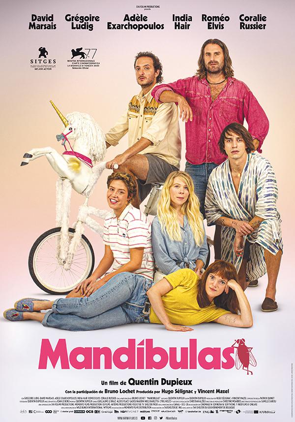 'Mandíbulas' se estrena el próximo 2 de julio en cines
