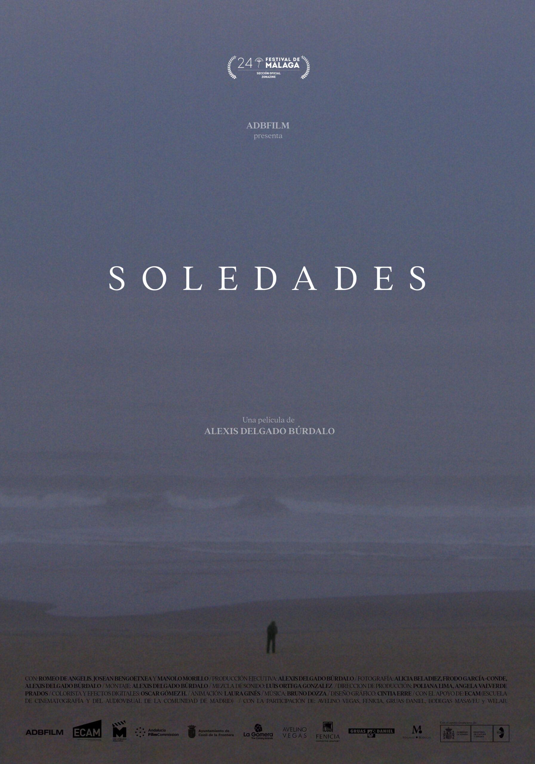 'Soledades', un viaje en tres actos sobre la soledad y el desamparo