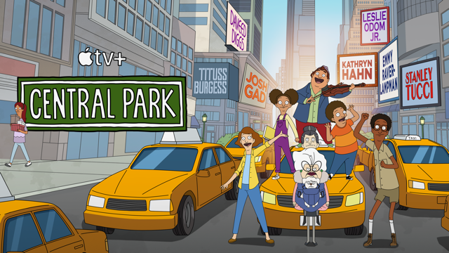 Tráiler de la segunda temporada de 'Central Park'