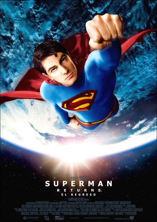 Disparatado Treintañero: 'Superman Returns'
