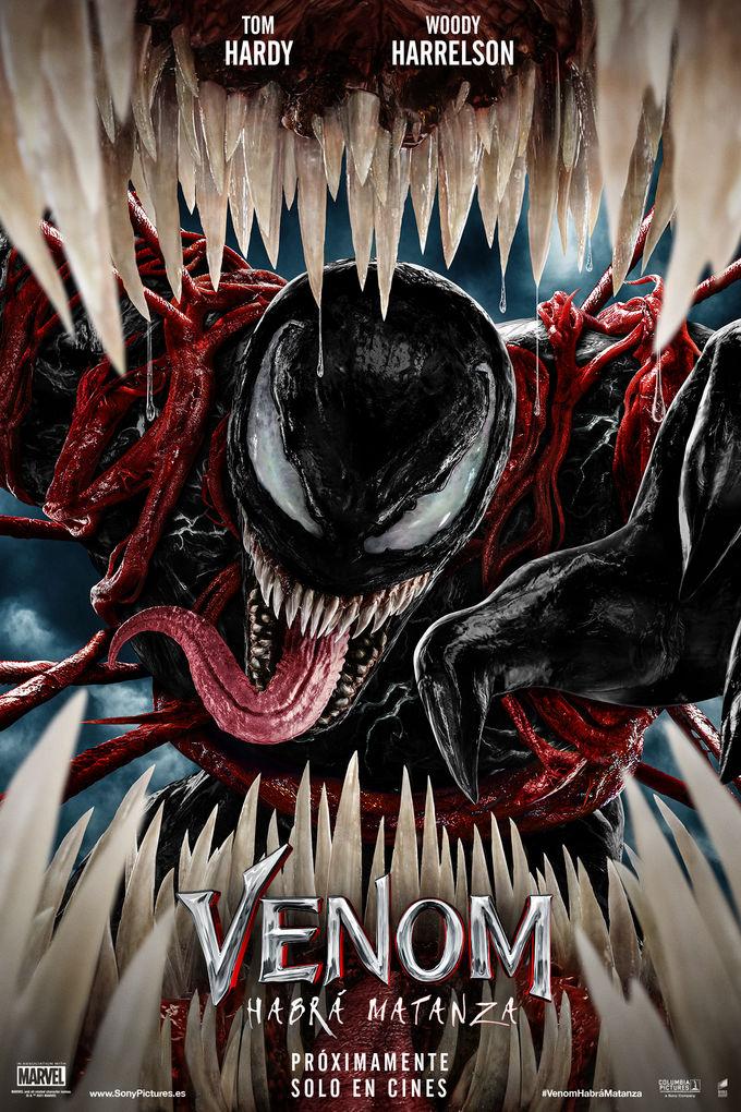 'Venom: Habrá Matanza' desvela su nuevo tráiler