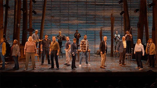 Apple Original Films anuncia la producción filmada del musical de Broadway 'Come From Away'