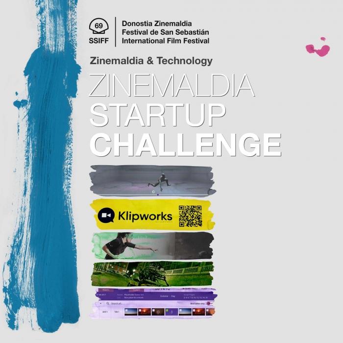 Cinco proyectos basados en inteligencia artificial, servicios web AWS, tecnología háptica, VFX/SFX y aplicaciones móviles competirán en el Zinemaldia Startup Challenge