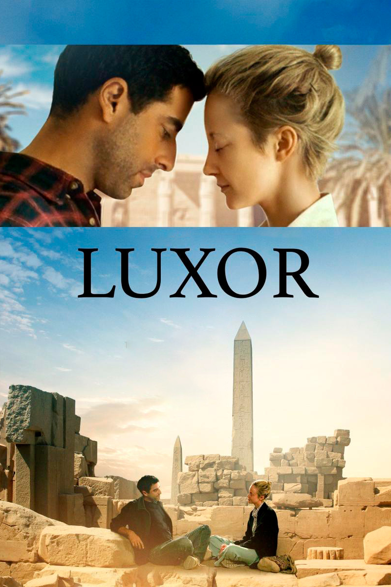 'Luxor': El viejo amor en el Nilo de Andrea Riseborough