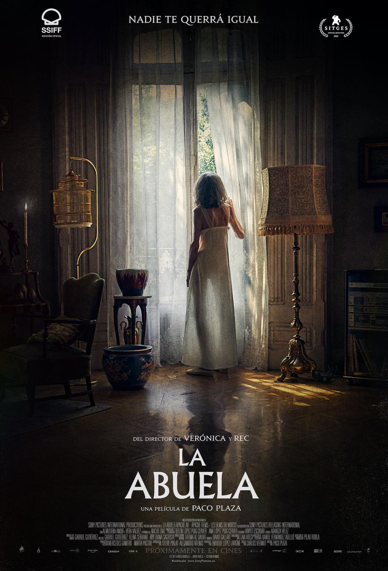 Ella te está esperando...'La Abuela' el 22 de octubre en cines
