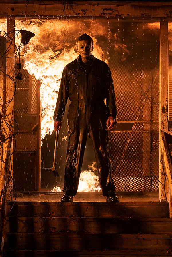 Michael Myers regresa por todo lo alto en el tráiler final de 'Halloween Kills'