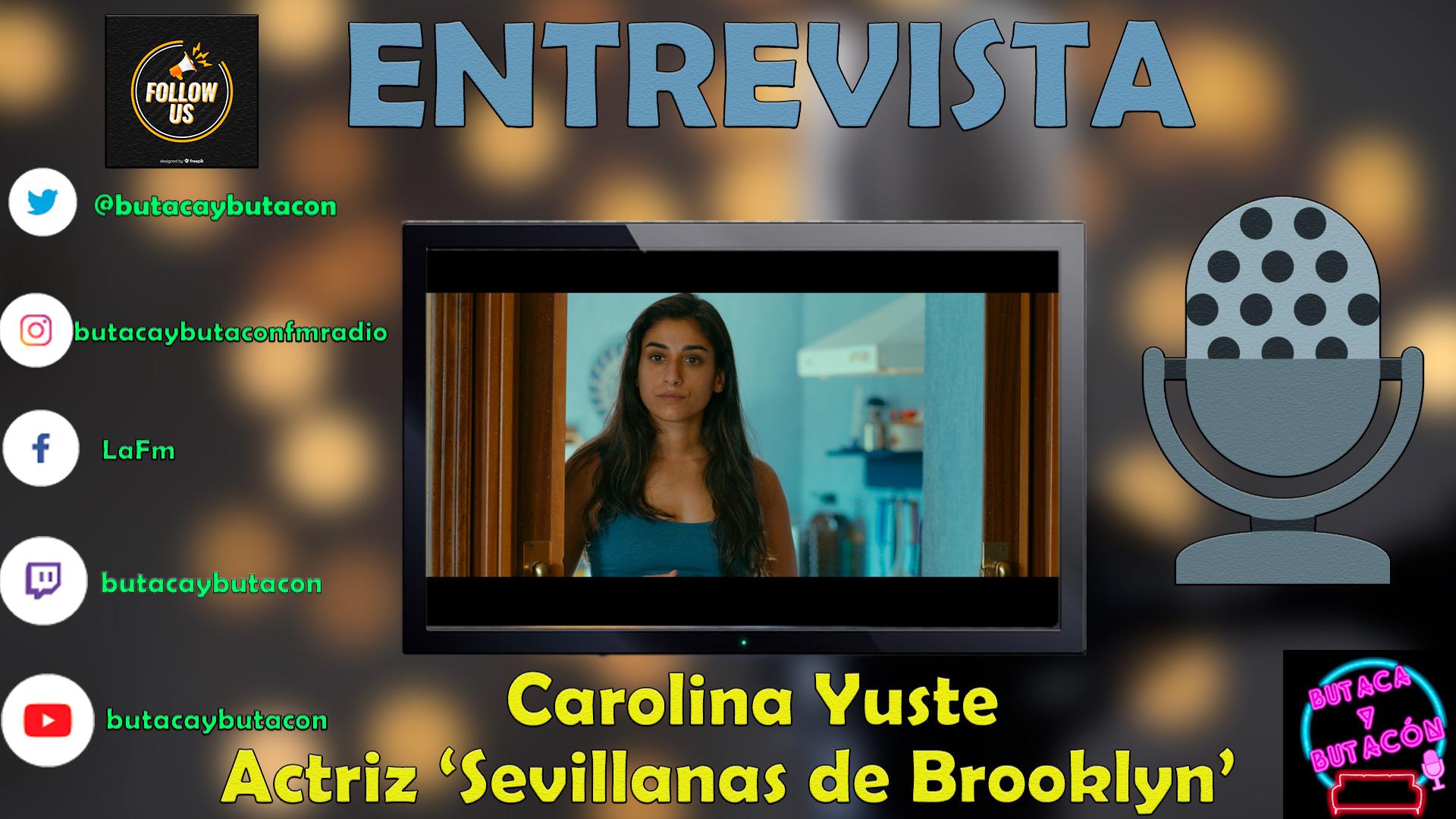 """Carolina Yuste: """"El film rompe con los prejuicios sociales a través de la risa"""""""