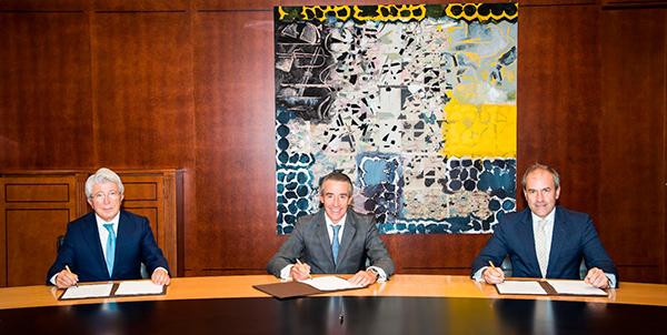 CaixaBank y CREA SGR firman una línea de 100 millones de euros para apoyar al sector cultural, audiovisual y deportivo de toda España