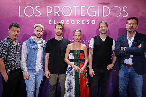 ATRESplayer PREMIUM preestrena 'Los Protegidos: El regreso' este domingo como un gran evento en directo para los fans de la serie