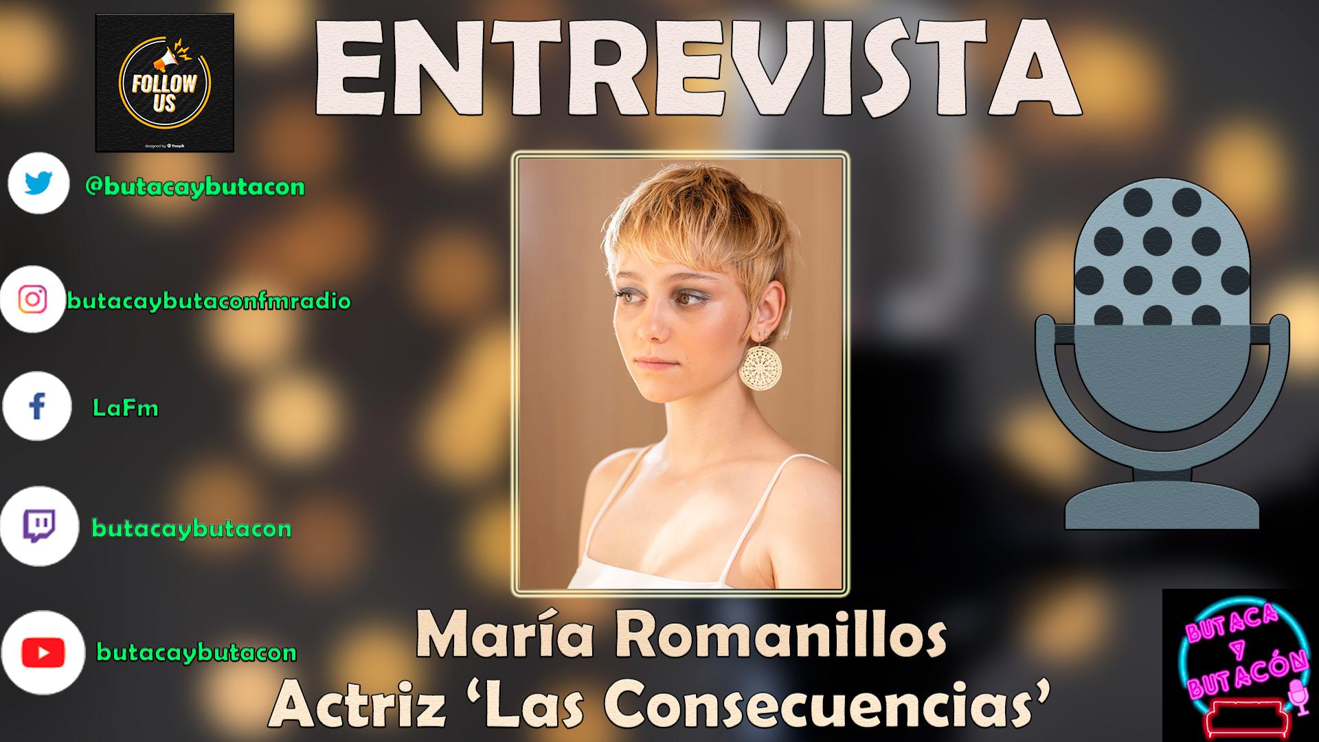 María Romanillos, un talento infinito y en desarrollo