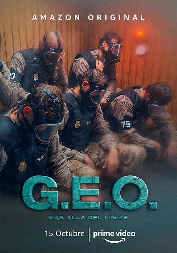 'G.E.O. Más allá del límite', se estrenará el 15 de octubre en Amazon Prime Video