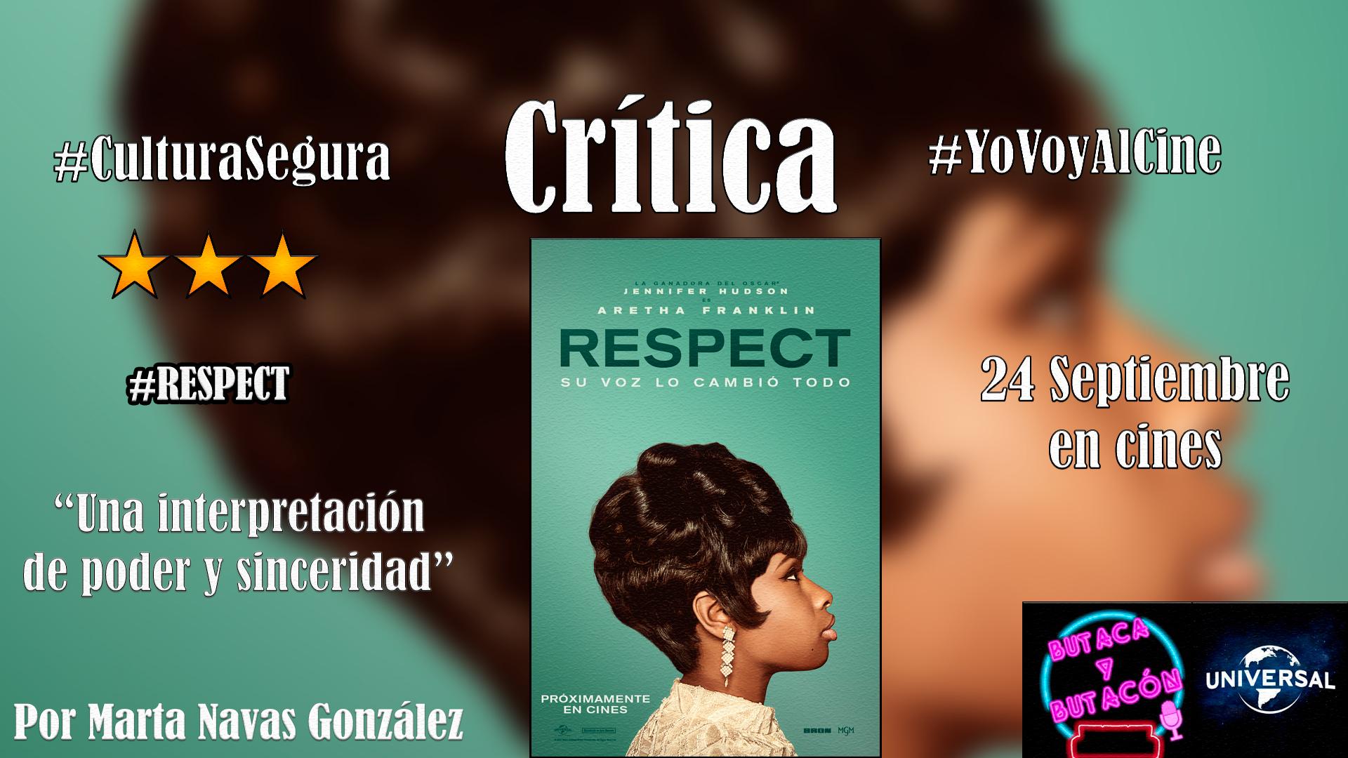 """'Respect': no logra rascar más allá de la superficie de la vida de la icónica """"Reina del Soul"""""""