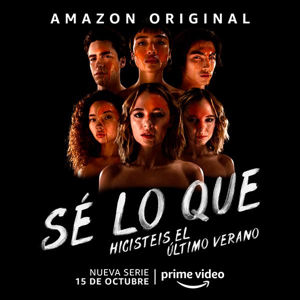 Amazon Prime Video presenta el tráiler de 'Sé lo que hicisteis el último verano'