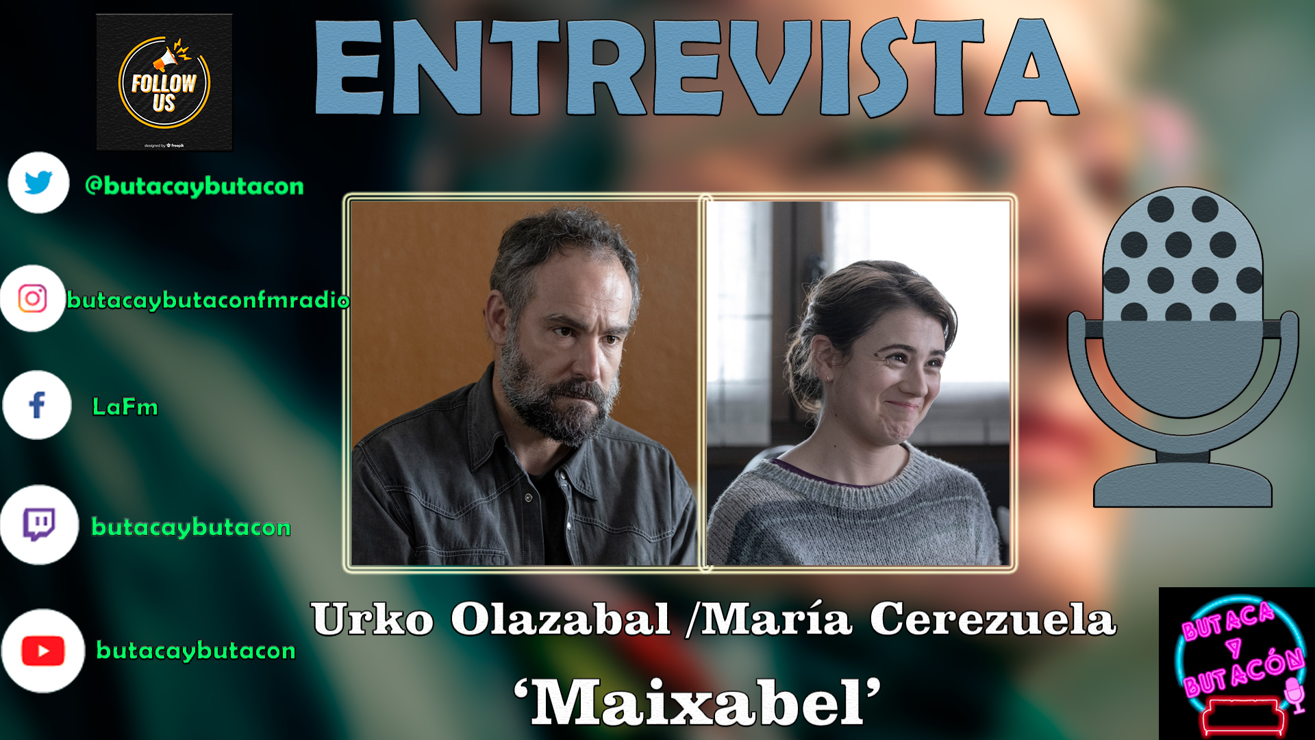 Urko Olazabal y María Cerezuela abren su corazón para hablarnos de 'Maixabel'