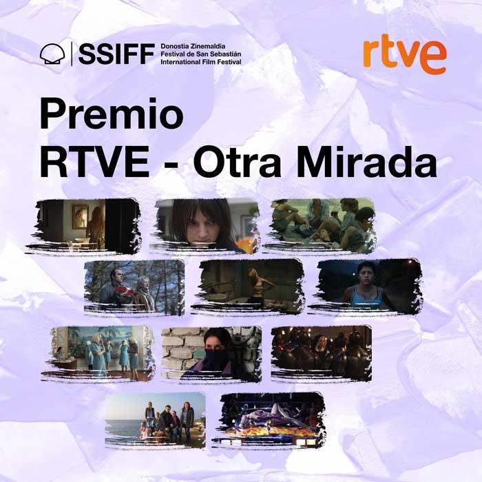 Once películas competirán por el XV Premio RTVE-Otra Mirada en el Festival de San Sebastián