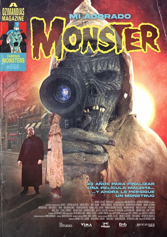 'Mi Adorado Monster' comienza su recorrido por Festivales
