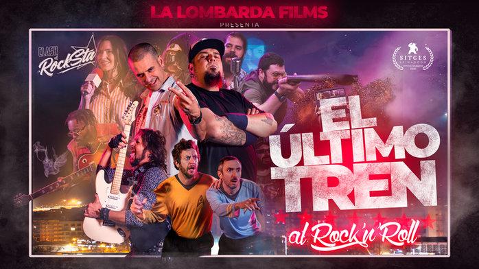 Llega al Festival de Sitges la comedia indie del año 'El Último Tren al Rock 'n' Roll'