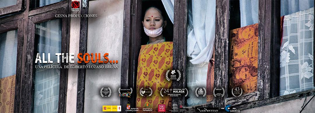 La película documental 'All the Souls…', de Roberto Lozano Bruna, se estrenará en cines el próximo 29 de octubre