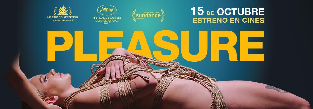 'Pleasure', la película sobre el día a día en la industria del porno, se estrena el viernes