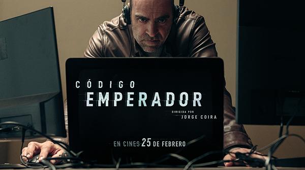 'Código Emperador' se estrenará el próximo 25 de febrero de 2022