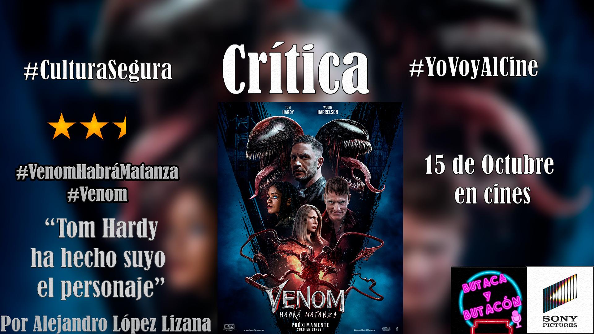 'Venom: Habrá jaleillo'