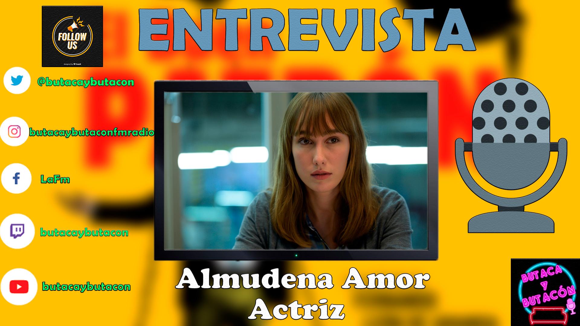Almudena Amor, el sueño de la interpretación