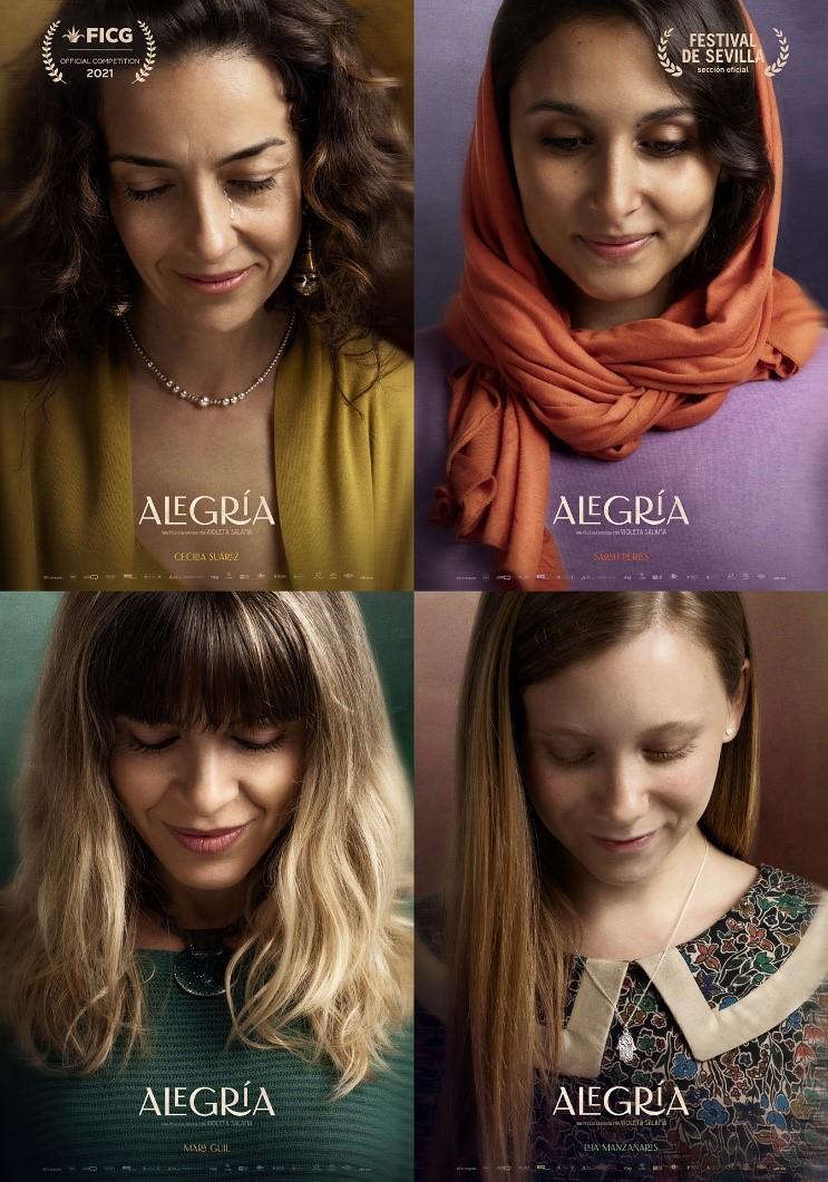 'Alegría', de Violeta Salama, se estrena el próximo 10 de diciembre