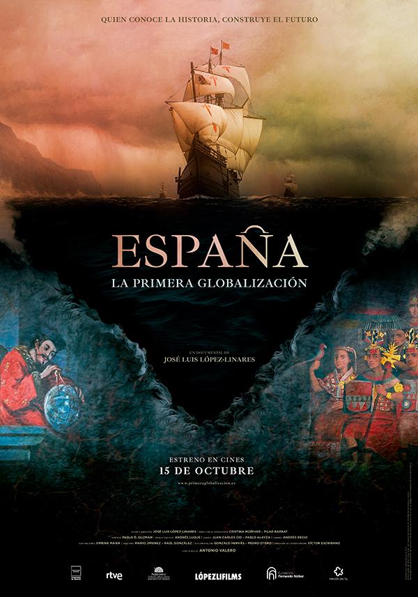 'España, la primera globalización', tercer mejor estreno del fin de semana