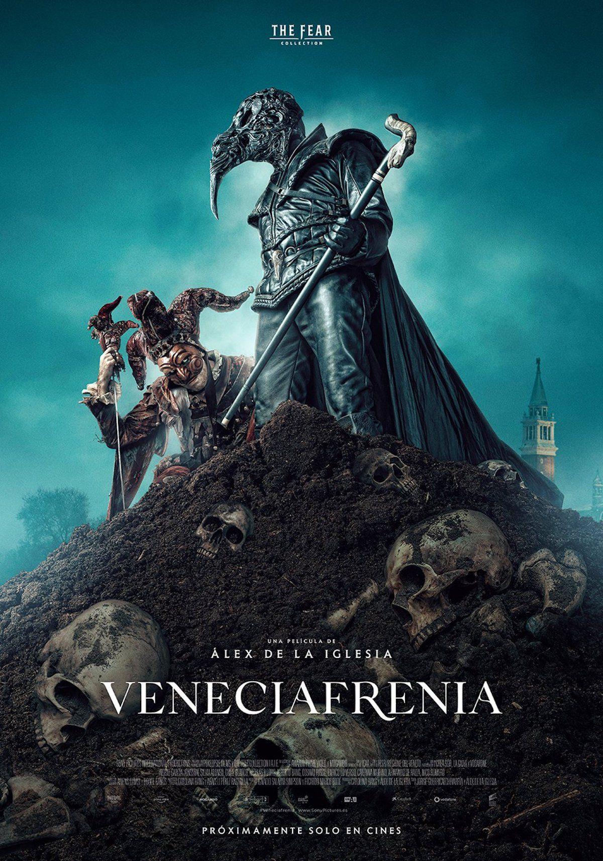 'Crónicas Ensangrentadas': ¡Bienvenidos a Venecia!