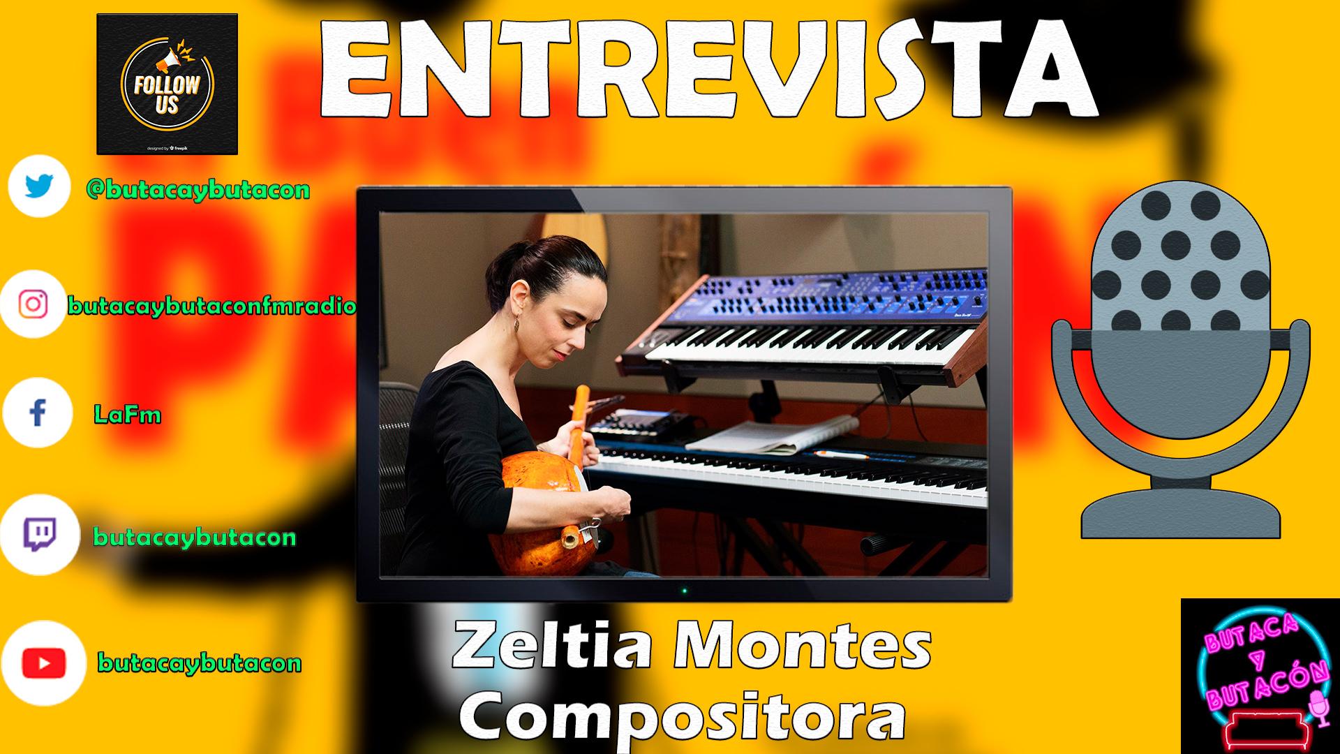 """Zeltia Montes: """"La música nace del alma"""""""